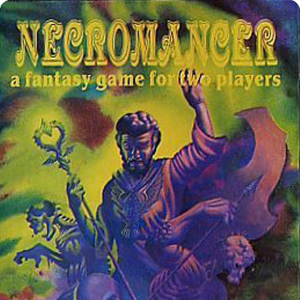 Necromancer cover