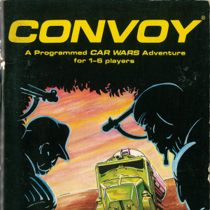 Convoy Cover