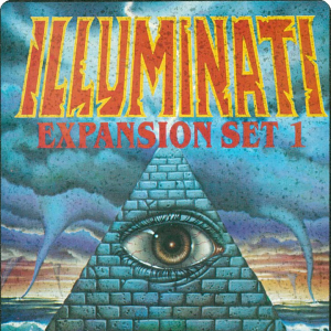 Illuminati Expansion Set 1 Cover
