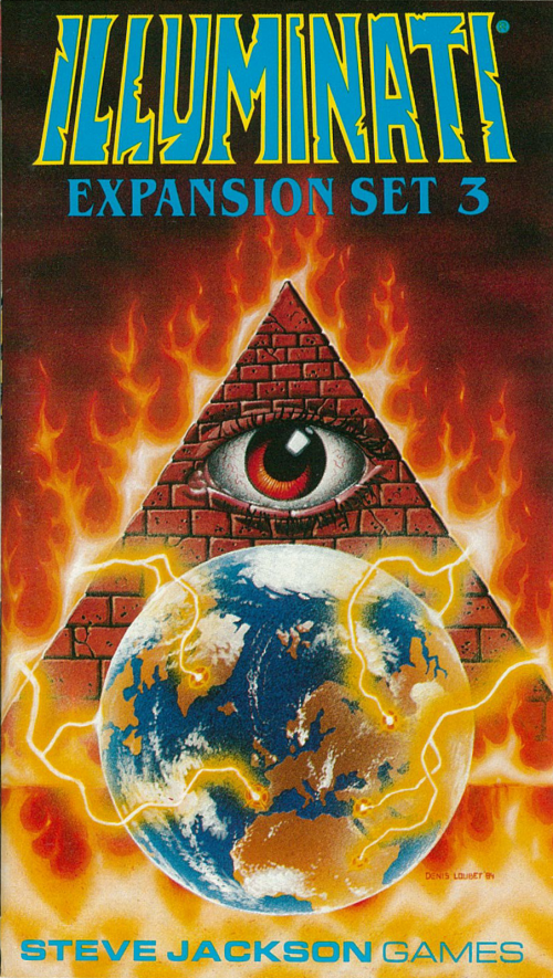 Illuminati Expansion Set 3 Cover