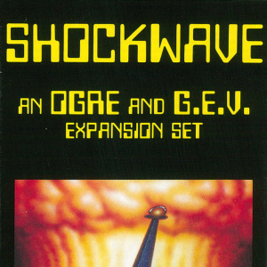 Shockwave Cover