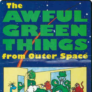 Awful Green Things Cover