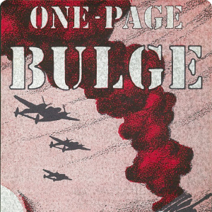 One Page Bulge Cover