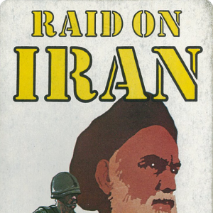 Raid on Iran Cover