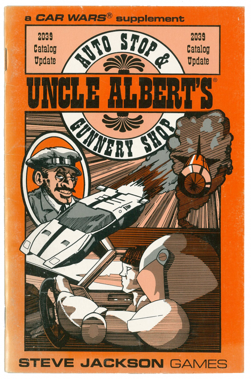 Uncle Albert's 2039 Catalog Update cover